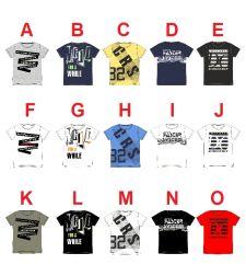 חולצה בנים טריקו מעוצבת 10-18 ש.ק. 0175578