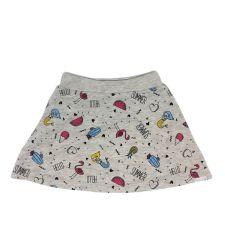 חצאית עם מכנסון SUMMER בנות 2-8 2137473B
