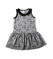 שמלה גופיה סינגל ג'רזי SUMMER בייבי בנות 3-24M 2137489-15