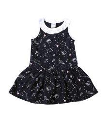 שמלה גופיה סינגל ג'רזי מטוסי נייר בייבי בנות 3-24M 2137489-14
