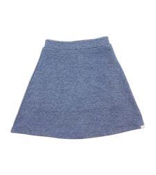 חצאית עם מכנסון דמוי גינס בנות 2-8 2137473D