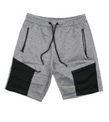 מכנס קצר אפור מלאנג 347206930511