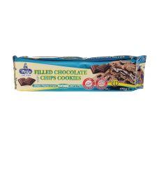 מרבה עוגיות ממולאות קרם שוקולד