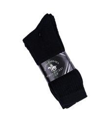 גרבי גבר (5) ספורט שחור SB 035450048