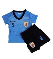 חליפת כדור רגל בנים אורוגוואי 2522220