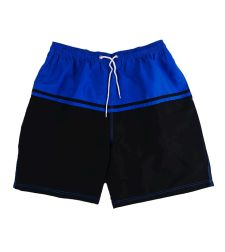 מכנס ים גבר כחול שחור משולב 25222215