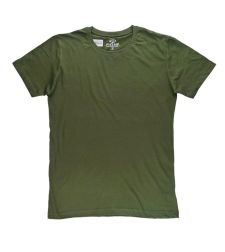 חולצת בייסיק גבר ירוק זית ניקי  966611OLIVES
