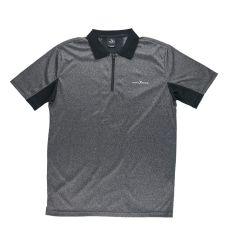 חולצת פולו גבר 6632312 אפור כהה