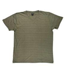 חולצה גבר זית וי 900166