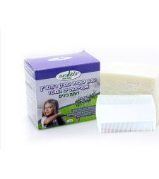 סבון שמפו מוצק רוזמרין-דוחה כינים