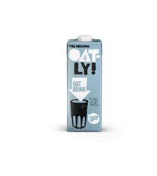 אוטלי משקה שיבולת שועל בתוספת סידן וויטמינים 1 ליטר