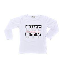 חולצה בנים לייקרה מעוצבת 2-8