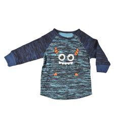 חולצות נופי מדוגמות 6-24M בנים