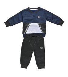 סט פיטנס ניקי 655735BKBB תינוקות בנים כחול שחור