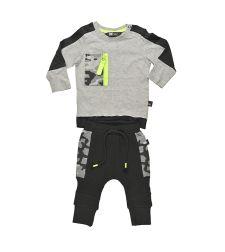 חליפת מעבר 655015BKBB תינוקות בנים