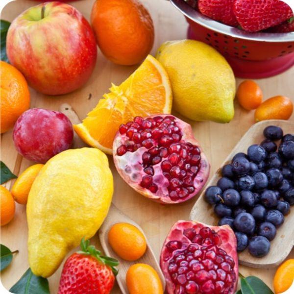 פירות ירקות ודגים