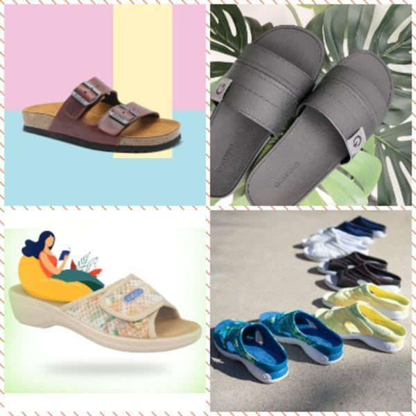 נעלי בית קיץ
