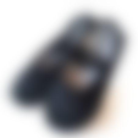 נעלי בלט בצבע שחור