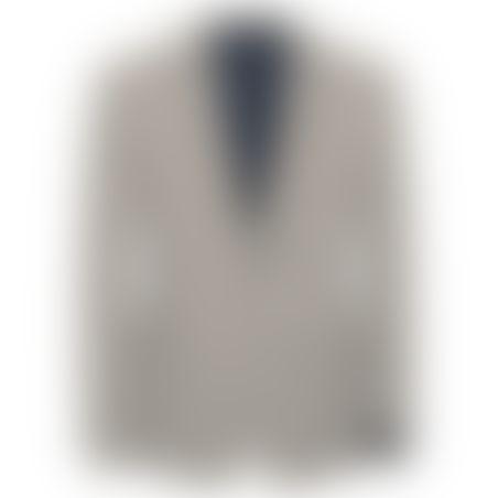 חליפה SLIM FIT - אפור בהיר