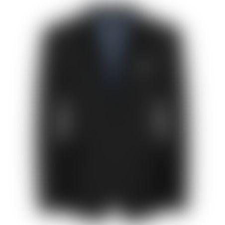 חליפת טוקסידו שילוב סטן שחור