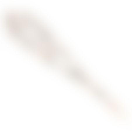 שרשרת שמיניות - פיריט שחור זהב