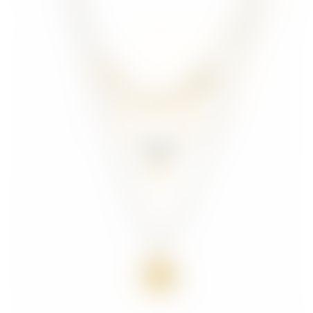 שרשרת יוליוס - כסף, זהב