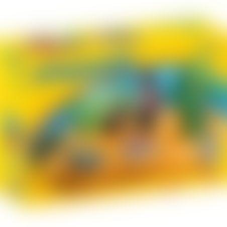 פליימוביל 9119 - אי פיראטים לפעוטות