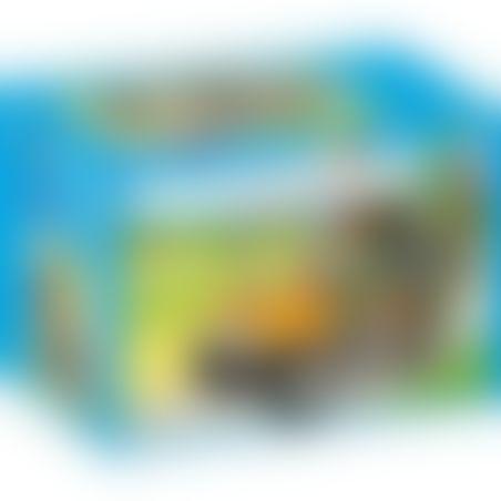 פליימוביל 6636 - שומר גן חיות ורכבו