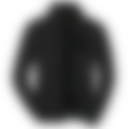 ג׳קט ספורט רוכסן - שחור