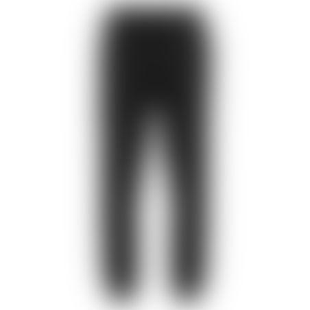 מכנסי ספורט (טרינינג) סקיני - שחור