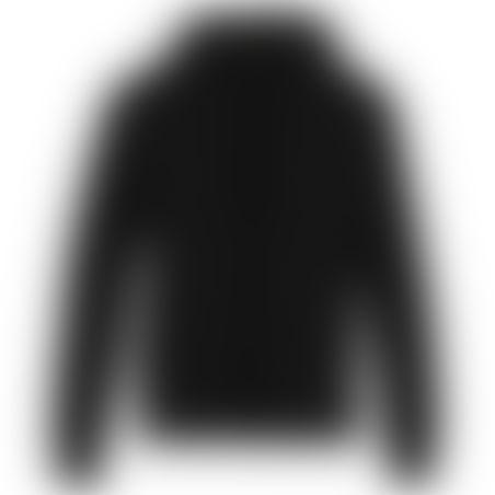 ג׳קט ספורט קפוצ׳ון- שחור