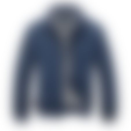 מעיל BOMBER - נייבי