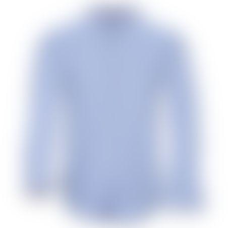 חולצת כפתורים - תכלת 1