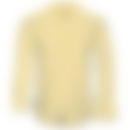 חולצת כפתורים משבצות קטנות- ליים 1