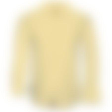 חולצת כפתורים משבצות קטנות- ליים 2
