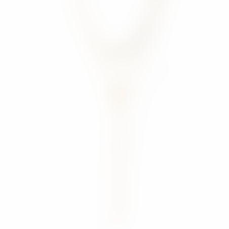 שרשרת רוקי - לבן זהב