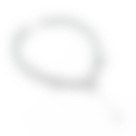 צ'וקר ג'ינה - כסף 925