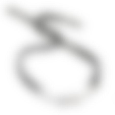 צ'וקר פרסות - שחור כסף