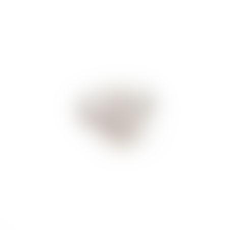 טבעת סוגר טי - כסף 925