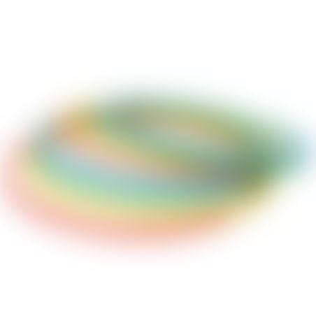 חישוק עגול מפלסטיק גודל 80 סמ