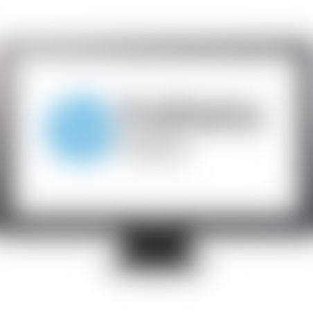 מסך HP Monitor P223 21.5