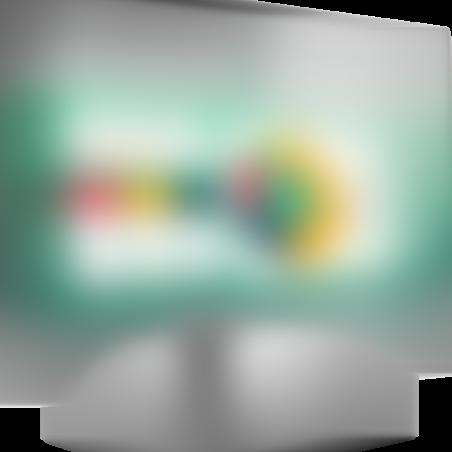 מסך HP MONITOR 21.5