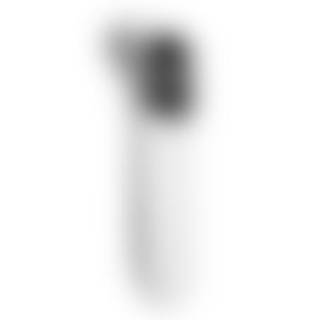 מד חום למצח ללא מגע אינפרה-רד R1D1-FD-LED לבן
