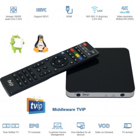 TVIP 605 Linux/Android