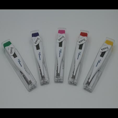 מד חום דיגיטלי צבעוני Easy