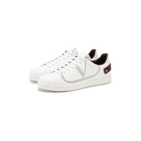 VALENTINO - backnet V- logo sneaker