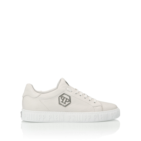 PHILIPP PLEIN - LO-TOP SNEAKERS ALL OVER PP