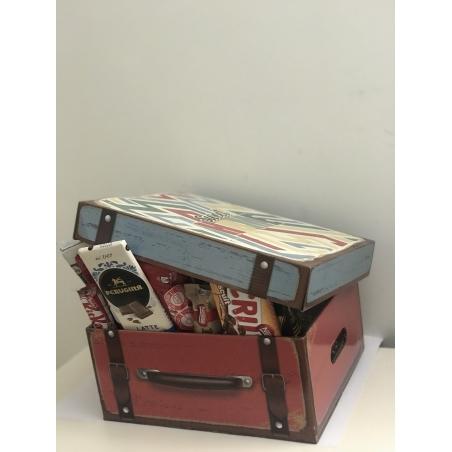 מארז מותק של מזוודה