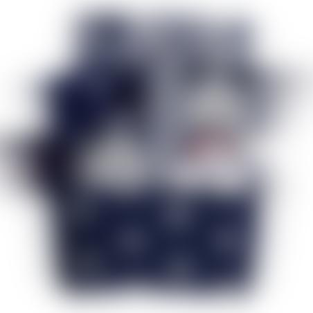 מיקי מאוס כחול לבן