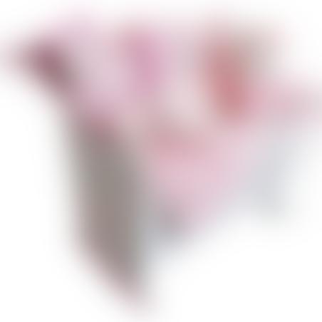 עריסה מעץ - it's a girl